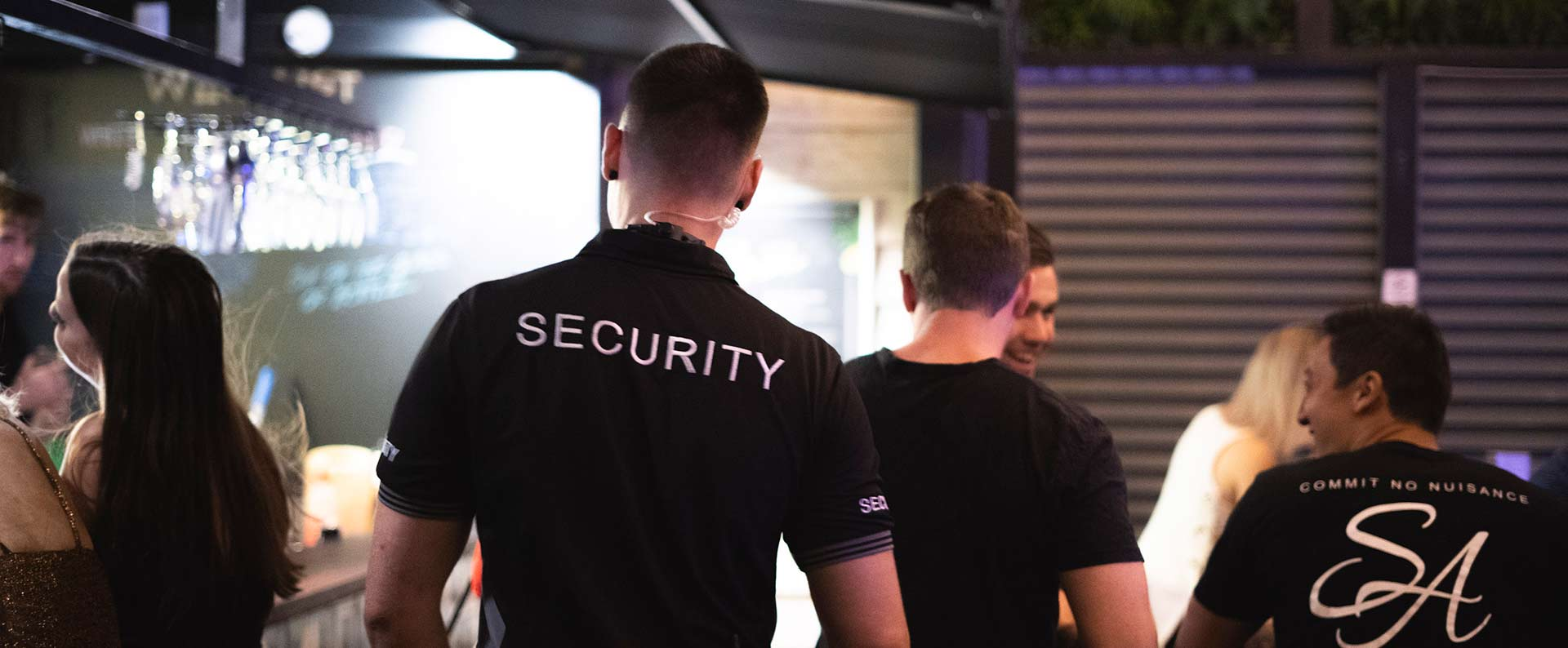 Body Guards and Personal Protection